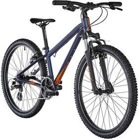 ORBEA MX XC 24'' Niños, blue/orange